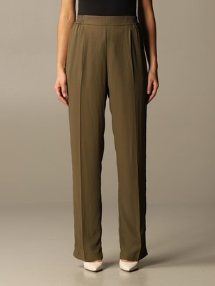 N°21 N deg; 21 Jogging Trousers With Colored Profiles