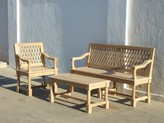 The Well Appointed House Brissac Outdoor Furniture Collection