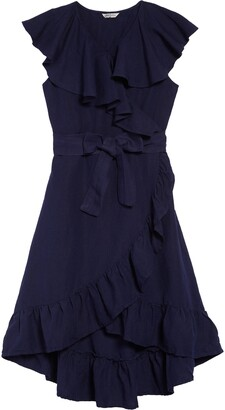 Habitual Ruffle Dress