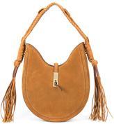 Altuzarra Bull Rope hobo bag - women - Suede - One Size