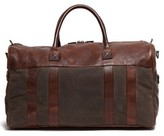Moore & Giles Cleland Xl Duffel Bag - Brown