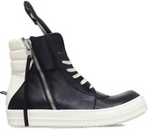 Rick Owens Cyclops leather trainers