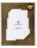 Versace Greek Key Metal Photo Frame