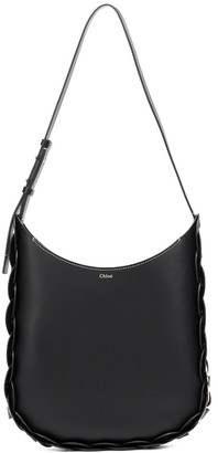 Chloã© Darryl Medium leather shoulder bag