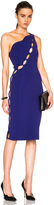 Cushnie et Ochs Power Viscose Vivian Dress