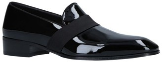 Tom Ford Patent Leather Gianni Evening Tux Loafers