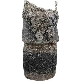 RALPH & RUSSO Silver Dress for Women
