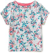 Joules Little Girls 3-6 Rae Floral Short-Sleeve Tee