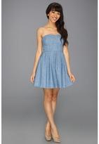 BB Dakota Jouett Dress (Denim) - Apparel