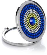 Signature Club A Jeweled Evil Eye Mirrored Compact