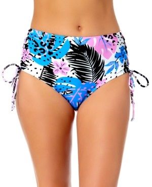California Waves Juniors Bikini Bottoms, Created for Macy's Women's Swimsuit