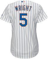 Majestic Women's David Wright New York Mets Replica Jersey