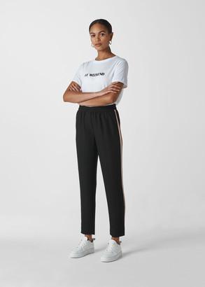 Elyse Side Stripe Trouser