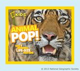 Pottery Barn Kids National Geographic Kids Animal Pop!