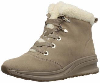 Taryn Rose Women's Zahara Ankle Boot Taupe 8.5 M Medium US