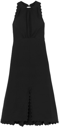 Chloé Cutout Cady Midi Dress