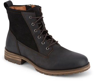 Lucky Brand Gaston Lace-Up Boot