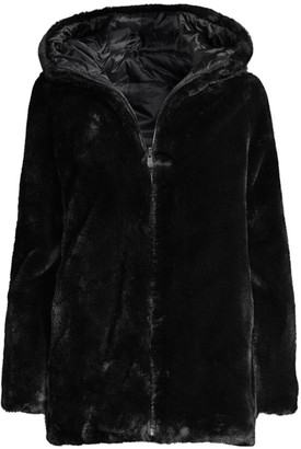 Save The Duck Eco Fury Reversible Faux Fur Coat