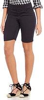 Intro Petites Sheri Pintuck Bermuda Shorts