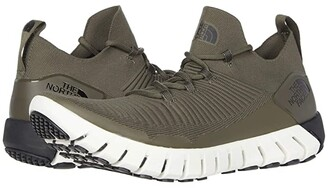 The North Face Oscilate (New Taupe Green/TNF Black) Men's Shoes