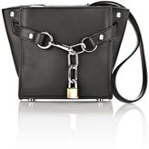 Alexander Wang Attica Mini Chain Satchel In Black With Rhodium