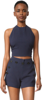 Jenni Kayne Tie Back Shell Top