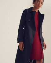 Ted Baker Deconstructed trench coat