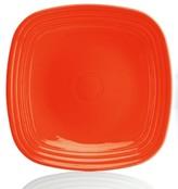 Fiesta Poppy Square Dinner Plate