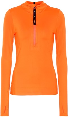 Reebok x Victoria Beckham Hooded training top