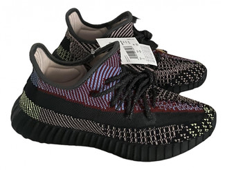 Yeezy Boost 350 V2 Multicolour Rubber Trainers