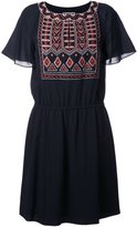 Tory Burch 'Bristol' dress - women - Silk/Polyester - 4