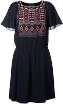 Tory Burch 'Bristol' dress - women - Silk/Polyester - 4
