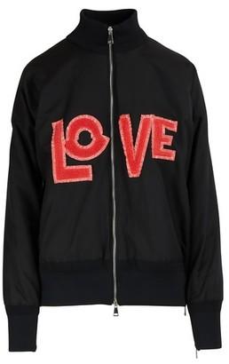 MONCLER GENIUS 2 Moncler 1952 - Love bomber jacket