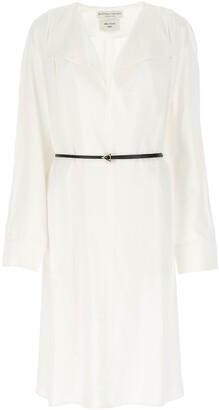 Bottega Veneta Belted Detail Dress