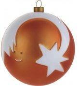 Alessi Palle Presepe Christmas Ornament, Stella Cometa