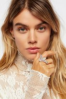 Free People Divinity Double Cocktail Ring