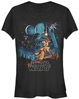 Star Wars Juniors Two Hopes Graphic Tee