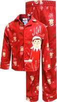 AME Sleepwear Elf on the Shelf Christmas Pajamas for boys