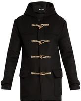 Tomas Maier Hooded wool duffle coat