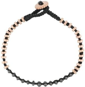 Tateossian Beaded Macrame Bracelet
