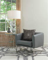 Global Views Viana Leather Chair