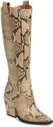 Mae Alias Wesley Western Knee High Boot