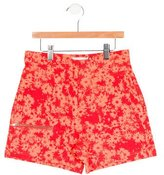 Stella McCartney Girls' Floral Print Mini Shorts w/ Tags