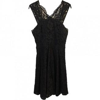 Sandro Black Lace Dresses