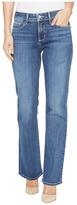 NYDJ Barbara Bootcut w/ Short Inseam in Heyburn Wash Women's Jeans