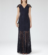 Reiss Haelo Lace Dress