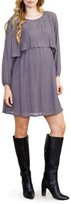 Maternal America Women's Blouson Maternity/nursing Dress