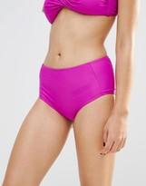 Boohoo Mix & Match High Waisted Bikini Brief