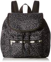 Le Sport Sac Women's Classic Small Edie Backpack