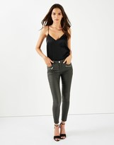 Lipsy Coated Jeans